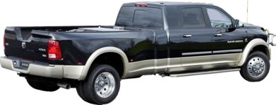 Dodge RAM Truck PSD File Photoshop Format