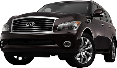 Infinity SUV PSD File Download