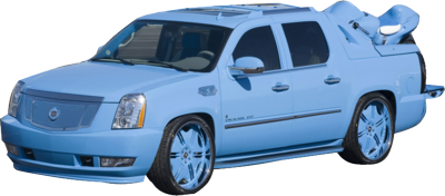 Lincoln Escalade PSD File Photoshop Format