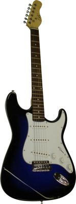 Fender Stratocaster PSD File Photoshop Format